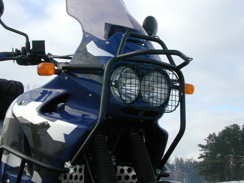 Fairing Bracket - Black
