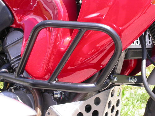 "Tank Roll-over bar ""PRO"" - Black"