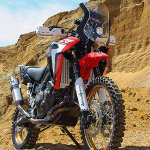 CRF 1000R Africa Twin