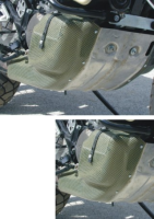 CARBON/KEVLAR Motor Protection 3-piece