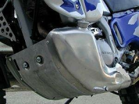 Aluminium Water Tank for Motor Protection Side LX