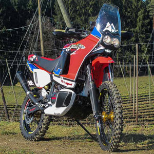 XRV 890 Africa Twin Legend