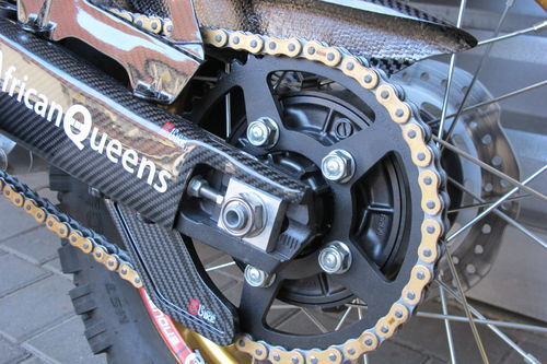 FE chain + 45 Sprocket Kit