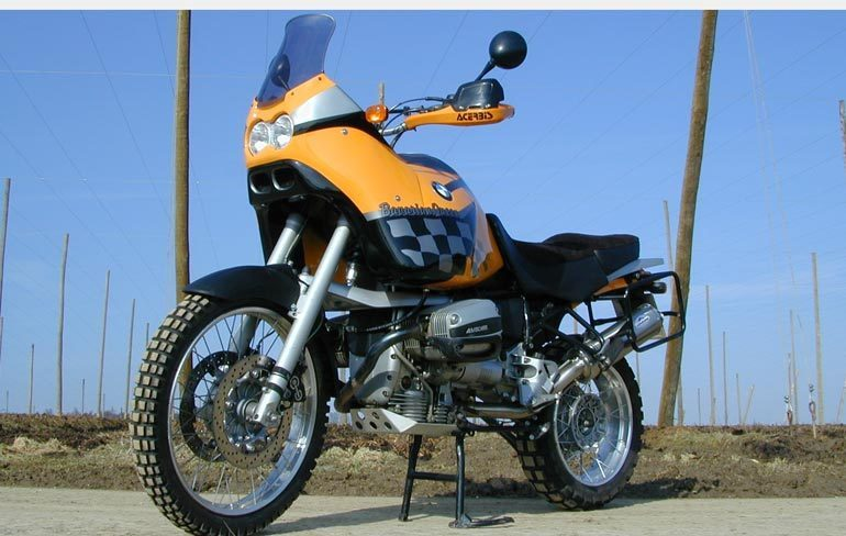 R 1100 GS Bavarian Queen